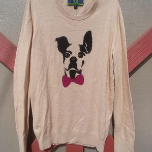 C. Wonder Sweaters - C. Wonder Dog sweater